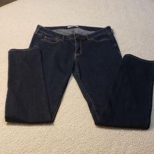 Abercrombie & Fitch jeans-straight sz 8R 29Wx33L
